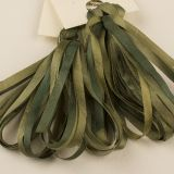65 Roses® 'Chive' -  3.5mm Silk Ribbon