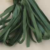 65 Roses® 'Peacock Green' -  3.5mm Silk Ribbon