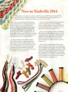 example of Cross Stitch Jun 2014 article